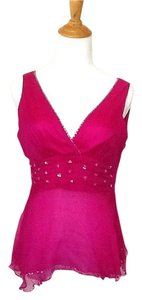 XOXO Top Fuschia
