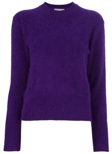 Acne Lia Angora Mohair Sweater
