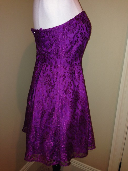 Aqua Lace Size 10 Dress