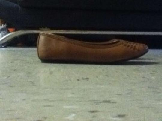 American Eagle Outfitters Tan/ Brown Flats