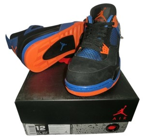 Nike Blue/Orange/Black Athletic