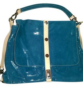 Pulicati Tote in blue