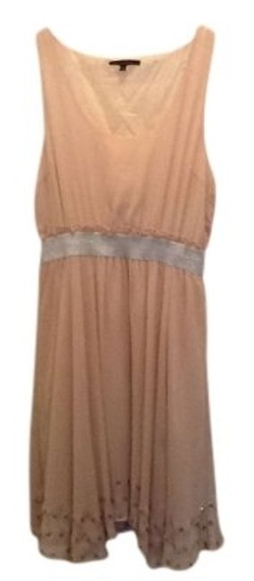 Preload https://item4.tradesy.com/images/lucca-couture-beige-chiffon-with-silver-studded-detail-knee-length-cocktail-dress-size-8-m-141183-0-0.jpg?width=400&height=650