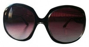 Betsey Johnson Betsey Johnson Rose Sunglasses