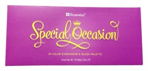 bh Special Occasion 39 Color Eyeshadow & Blush Palette