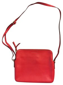 Banana Republic Leather Cross Body Bag