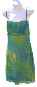 La Belle short dress Green Summer on Tradesy