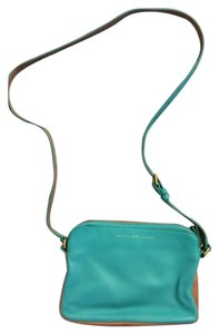 Marc by Marc Jacobs Leather 2 Color Cross Body Bag