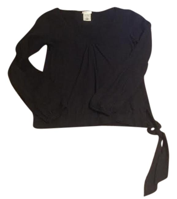 Other Top Black Side Tie