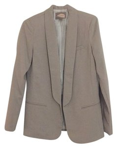 Forever 21 Tan/grey Blazer