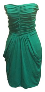Arden B. short dress Green on Tradesy