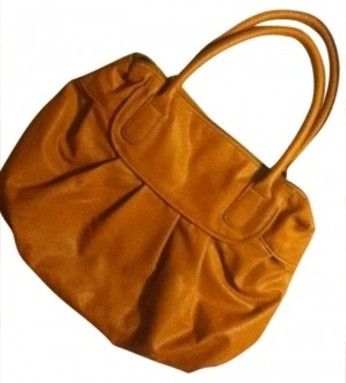 Preload https://item4.tradesy.com/images/under-one-sky-tan-brown-fake-leather-shoulder-bag-141228-0-0.jpg?width=440&height=440