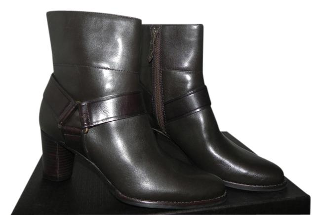 Cole Haan Brown Air Valerie Boots/Booties Size US 6.5 Narrow (Aa, N) Cole Haan Brown Air Valerie Boots/Booties Size US 6.5 Narrow (Aa, N) Image 1