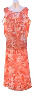 Josephine Chaus 2 pc Sleeveless Summer Floral