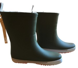 Tretorn Lined Rubber Green Boots