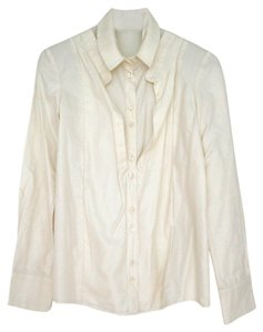 Other Button Down Shirt cream
