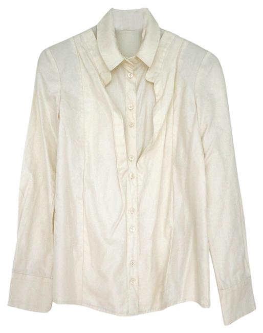 Preload https://img-static.tradesy.com/item/1412353/cream-private-label-silk-cotton-blend-shirt-blouse-small-button-down-top-size-6-s-0-0-650-650.jpg