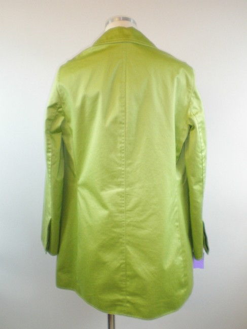 Coach Trench Hidden Button Soft Trench Coat