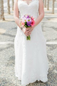 Robin Jillian Bridal R273 Wedding Dress