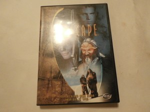Farscape Till Blood Runs Clear Rhapsody In Bive Dvd