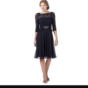 Jenny Packham Black Dress