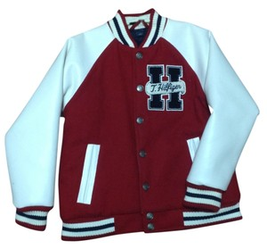 Tommy Hilfiger Red/white Jacket