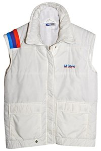 BMW Insulated M Style 80s Vest