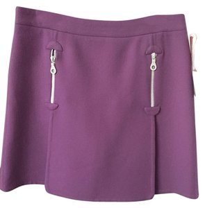 Marc Jacobs 100% Cashmere Mini Skirt