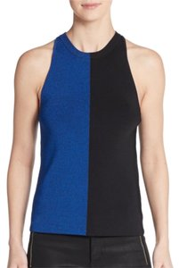 Alexander Wang Top Black & Blue