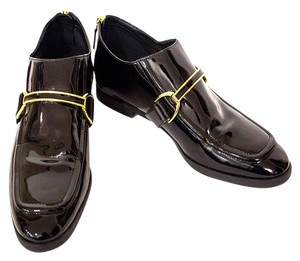 Stella McCartney Patent Leather Loafer Black Formal