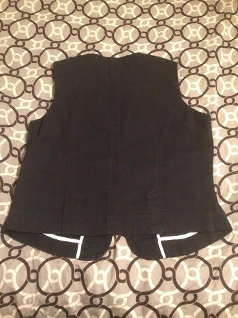 Other Sleeveless Petite Black Blazer