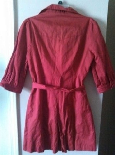 Forever Red Peter Pan Spring Jacket size S Casual Preppy Romantic Small 3 5 6 4 Classic Short Fine Demure Fem Under 50. 50 25 20 Deal Sale Red Jacket