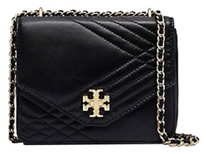 Tory Burch Black Gold Clutch