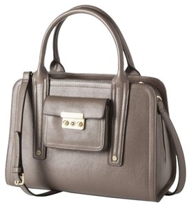 3.1 Phillip Lim 3.1philliplimtarget Philliplimtarget Pashli Satchel in Taupe, Gray