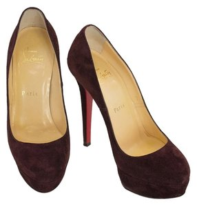 Christian Louboutin Bianca Plum Pumps