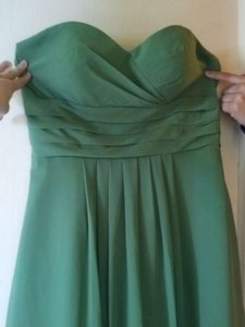 Bill Levkoff Green 560 Dress