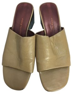 Easy Spirit Moyna Slip On Tan Sandals