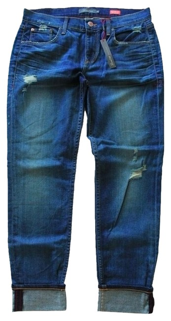 Item - Medium Wash Blue Denim In Relaxed Fit Jeans Size 27 (4, S)