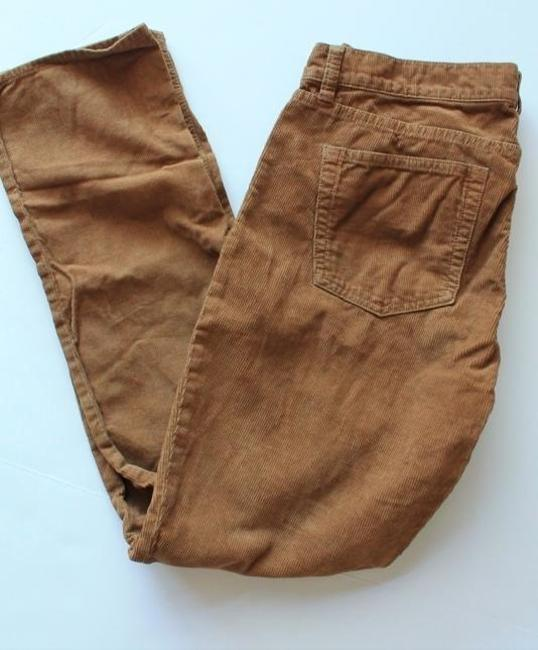 J.Crew Corduroy Boot Cut Pants BROWN