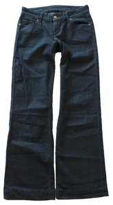 Citizens of Humanity Citizen Flare Leg Jeans-Dark Rinse