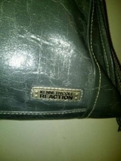 Kenneth Cole Reaction Crocodile Shoulder Bag