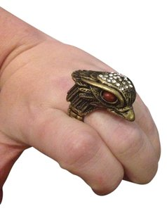 Other Bronze Tone Thunderbird Stretch Ring