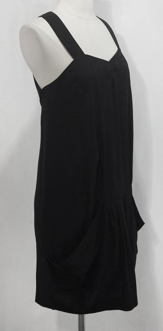 See by Chloe short dress Black Silk on Tradesy