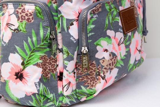 PINK Discontinued Limited Edition Canvas Backpack