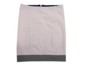 Maggie Ward Mini Skirt Pink