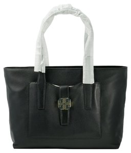 Tory Burch Meyer Tote in Black