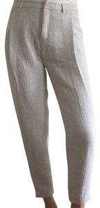 Zara Relaxed Pants light gray