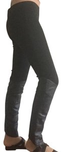 Haute Hippie Skinny Pants black