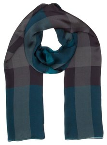 Burberry BURBERRY EXPLODED CHECK SCARF