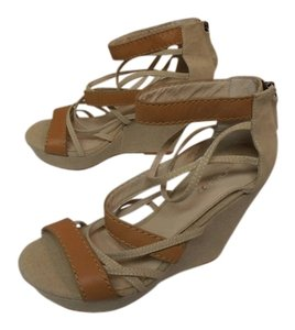 JOE'S Jeans Sandal tan Wedges